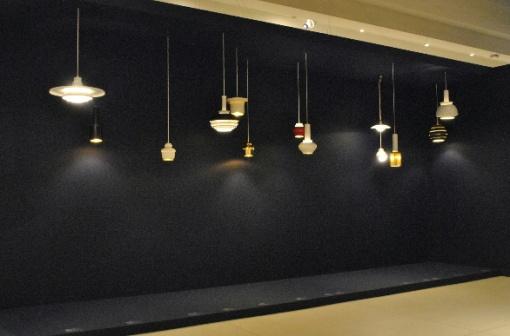 sala lámparas