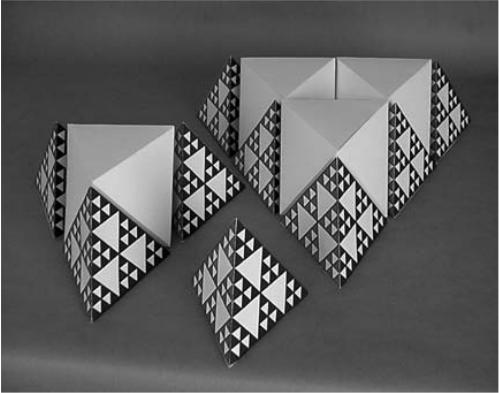tetraedros y octaedros